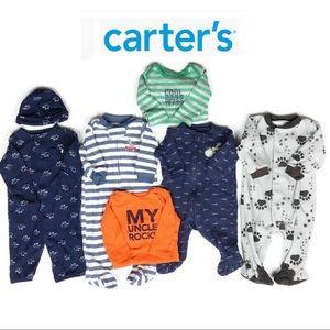 Carter's Baby Boy 3 Month Sleeper & Onesie alit